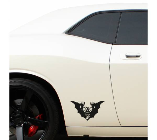 Dark Flying DC Comics Batman Gotham Shadow Superhero Decal Car Truck Hood Vinyl Sticker