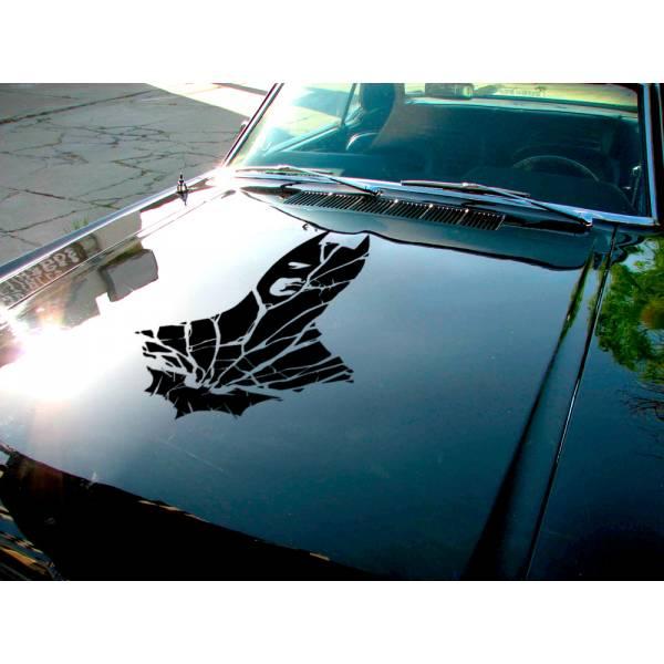 Batman Logo Detective v1 Bruce Wayne Justice League Dark Knight Gotham Superhero DC Decal Car Truck Hood Vinyl Sticker