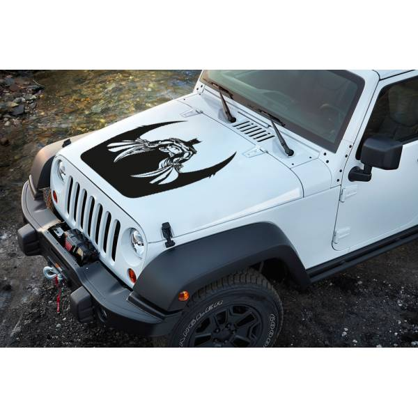 Dark v2 Bruce Wayne Gotham Shadow Comic Superhero Decal Car Truck Hood Vinyl Sticker>