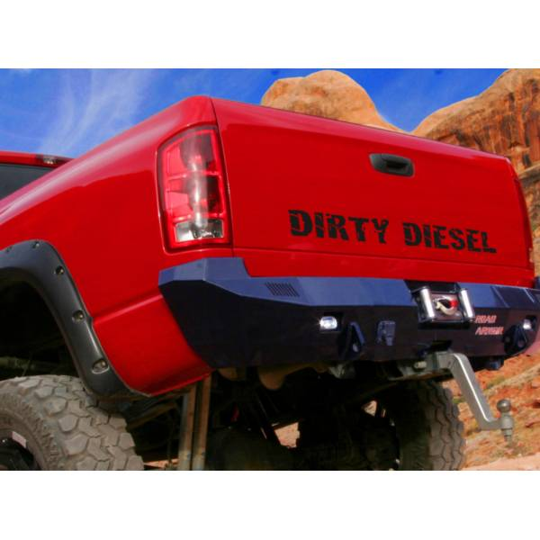 Dirty Diesel v2 Strip 4x4 Off Road Car Truck Windshield Vinyl Sticker Decal