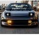 Enjuku Racing Banner v3 Nissan Silvia Toyota Mazda Honda Logo Racing Event Stance Low Tuning Strip JDM Low Vinyl Decal