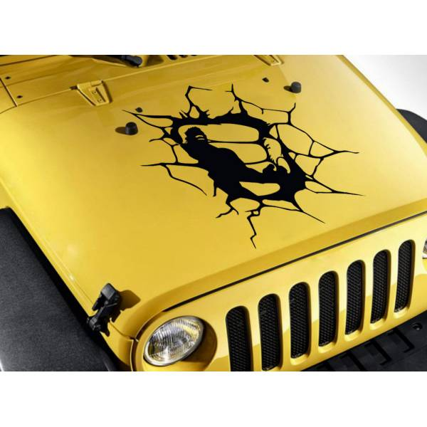 Hood Bruce Banner Smash Crash Strike Angry Power Superhero Comics Vinyl Sticker Decal>