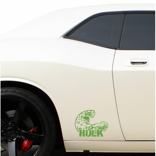 Hulk Superhero Avengers Comics Car Window Body Laptop Vinyl Sticker Decal