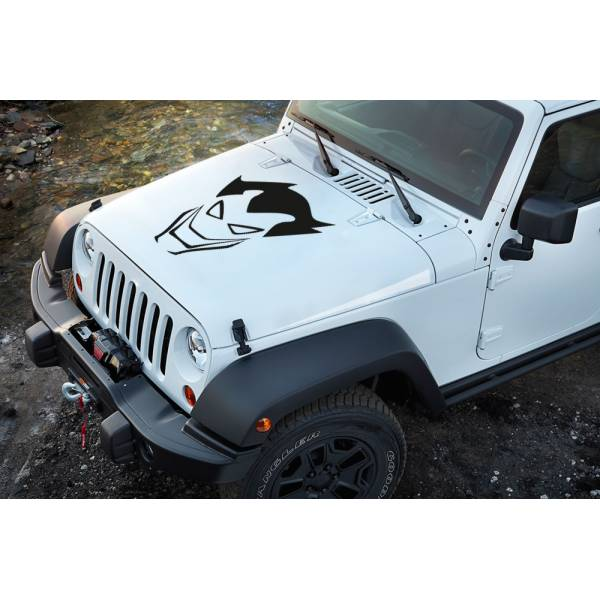 Hahaha Why So Serious Smile Bruce Wayne Gotham Superhero Decal Hood Vinyl Sticker>