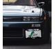 Mobile Suit Gundam RX-78-2 Gundam ガンダム Earth Federation Anime Manga Printed Aluminum Composite Car License Plate Frame>