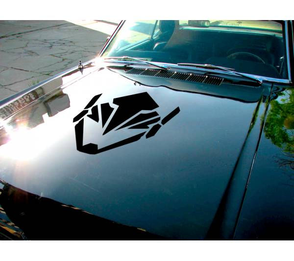 Pharah Overwatch Ultimate Hood Logo Video Game Car Vinyl Sticker Decal