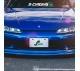 S-Chassis v2  180SX 200SX 240SX Silvia S14 S15 Banner  Racing Event Stance Low Tuning Strip JDM Low Vinyl Decal#Nissan