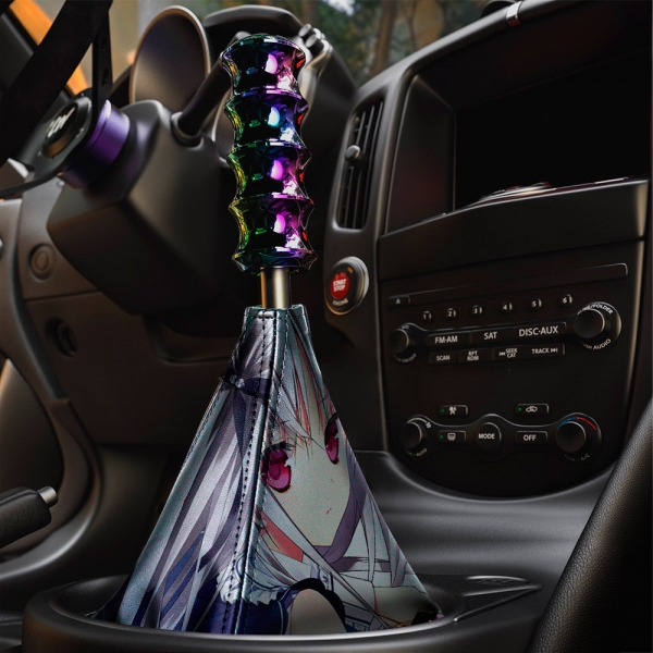 Absolute Duo v3 Blaze Yurie Sigtuna Tomoe Tachibana Lilith Bristol Sexy Hot Anime Manga Eco Leather Printed Car Shift Boot>