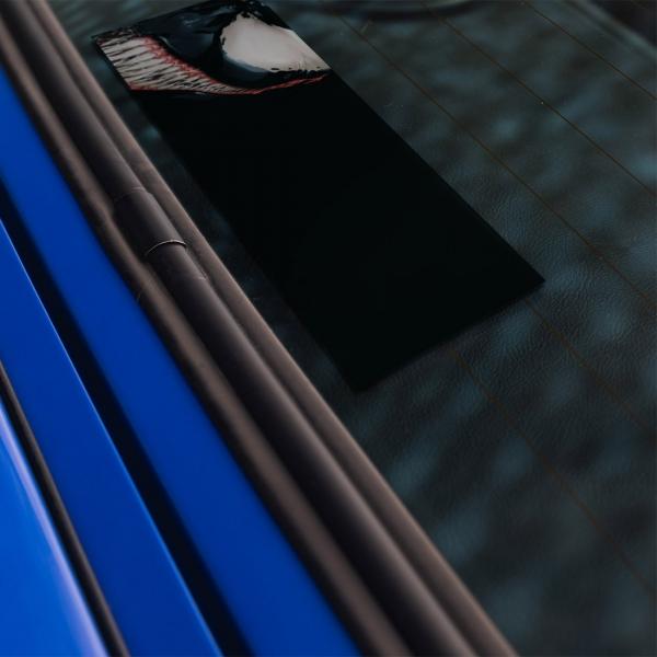 Eddie Brock Symbiote Antihero Peter Parker Comic Printed Box Slap Bumper Car Vinyl Sticker>
