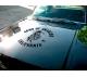 Sons of Anarchy California Logo Jacket Reaper SOA Samcro TV Show Outlaw Club  Jax Teller Charming  Car Vinyl Sticker Decal