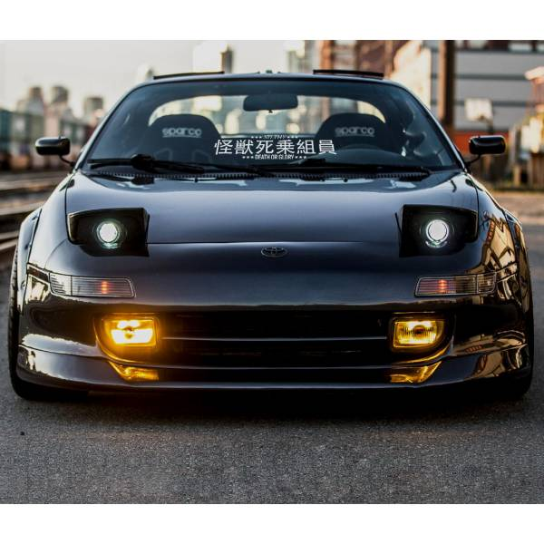 Stlthy v3 Banner Drift Racing Street Nightlife Glory Japanese Windshield Stance Build Event Meet Car Vinyl Sticker Decal