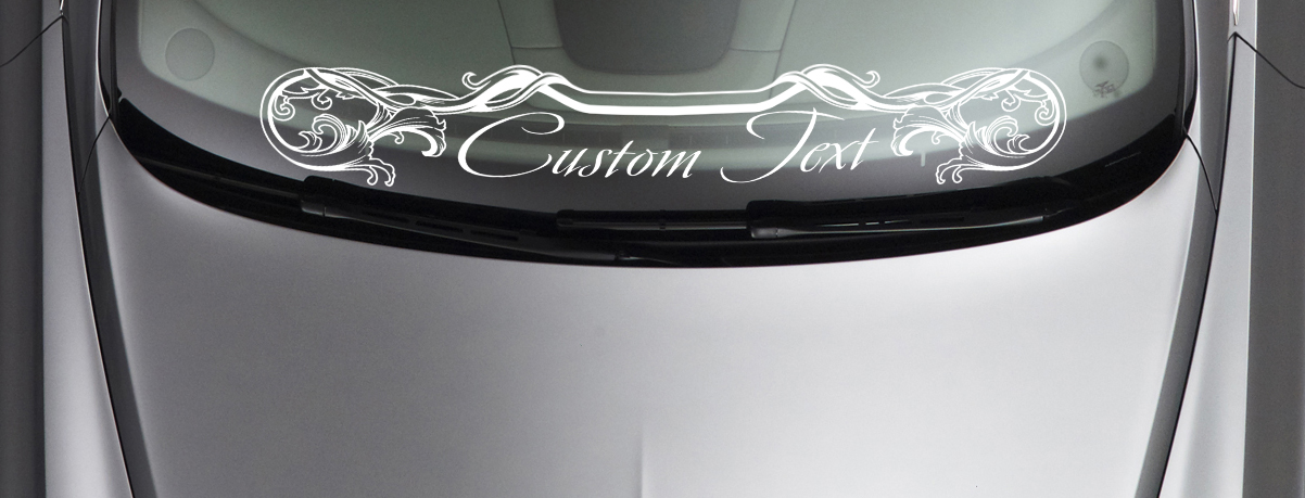 Buy Stay Humble Fun JDM Stance Japan Performance Car Windshield - Custom stickers for cars windshield