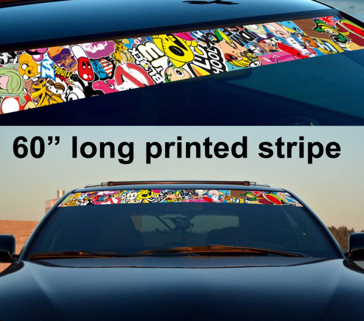 Compare to JDM Legend Windshield Decals Cars Stickers Banners Window Graphic