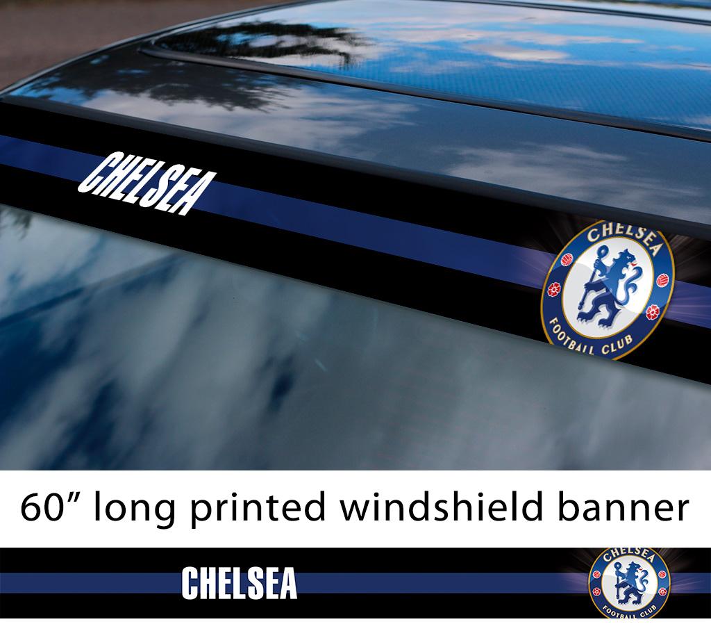 Chelsea Fc Bumper Sticker [ 908 x 1024 Pixel ]