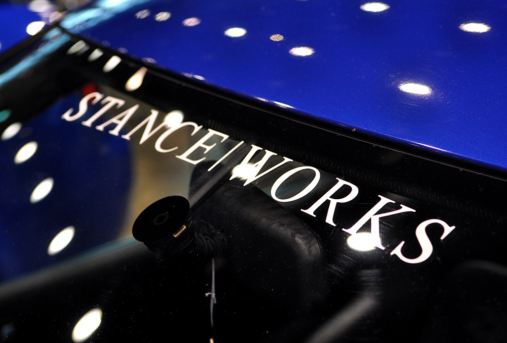 Stance Works Banner Event Royal Performance Strip JDM Car Windshield Vinyl Sticker Decal