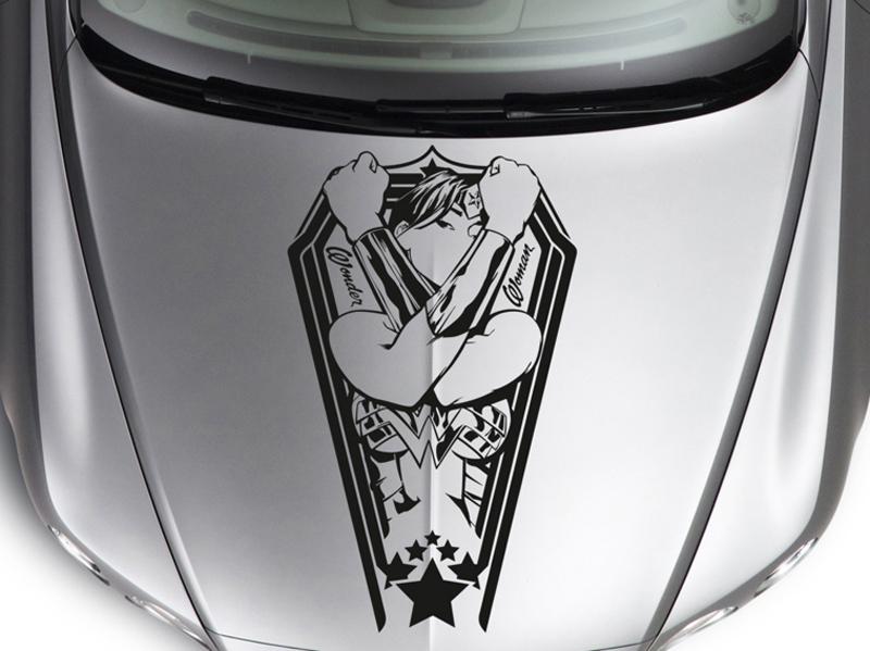 Buy Hood Wonder Woman Logo Lasso Sword Dc Superhero Justice Comics